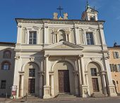 Church Of San Guglielmo In Chieri