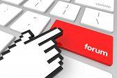 Forum Enter Key