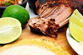Cooked Pork Carnitas