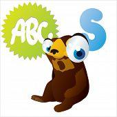 S is for Sun Bear