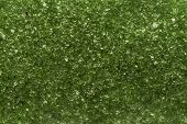 image of mica  - Cose up of green mica texture background - JPG