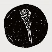 pic of magic-wand  - Magic Wand Doodle - JPG