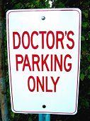 Doctorss Parking