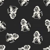 image of grim-reaper  - Grim Reaper Doodle - JPG