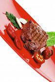 picture of red meat  - meat savory  - JPG