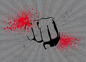 fist poster 1