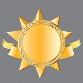 vector gold award
