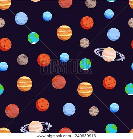 Celestial Bodies Collection Poster With