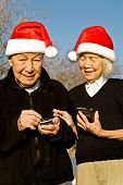 Holidays And Technology - People Series