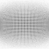 Halftone Illustrator. Halftone Effect. Halftone Pattern. Vector Halftone Texture poster