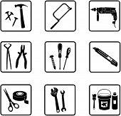 Постер, плакат: Инструменты