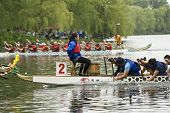 The Big Fish Dragon Boat racing