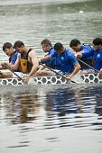 OHDBC Hydrophobic Dragon Boat racing
