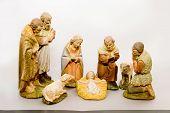 Full Nativity Scene