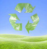 Ecology Recycling Symbol