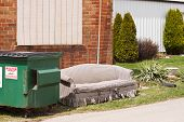 Dumpster Couch