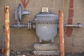 Heavy Duty Gas Meter