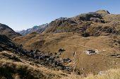 Routeburn Track - New Zealand