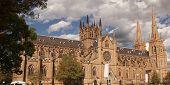 St. Marys Cathedral, Sydney, Australia