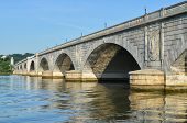Washington DC - Arlington Memorial Bridge