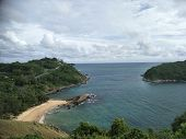 Viewpoint Of Promthep Cape, Phuket   Tropic, Tropical, View, Viewpoint poster
