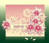 Fantasia de flores