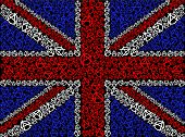 British flag symbol of anarchy