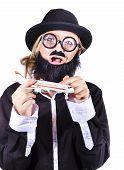 Crazy Terrorist Hijacking Passenger Jet Plane