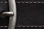 Clasp Belt Detail
