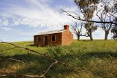 Abandoned Cottage Australia