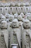 Monk Statues