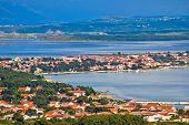 Island Of Vir Archipelago Aerial View