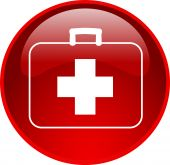 Pharmacy - First Aid Button