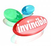 Invincible Medical Vitamin Supplements Power Boost