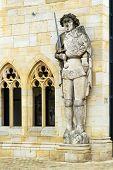 Statue Roland, Halberstadt, Germany