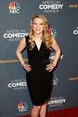 NEW YORK-APR 26: Comedian Kate McKinnon attends the American Comedy Awards at the Hammerstein Ballro