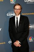 NEW YORK-APR 26: Comedian Stephen Merchant attends the American Comedy Awards at the Hammerstein Ballroom on April 26, 2014 in New York City.