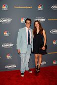 NEW YORK-APR 26: Actor/Comedian Johnny Knoxville and wife Naomi Nelson attend the American Comedy Aw