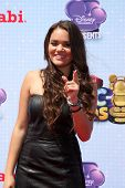 LOS ANGELES - APR 26:  Madison Pettis at the 2014 Radio Disney Music Awards at Nokia Theater on April 26, 2014 in Los Angeles, CA