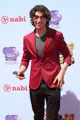 LOS ANGELES - APR 26:  Blake Michael at the 2014 Radio Disney Music Awards at Nokia Theater on April 26, 2014 in Los Angeles, CA
