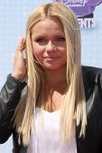 LOS ANGELES - APR 26:  Alli Simpson at the 2014 Radio Disney Music Awards at Nokia Theater on April