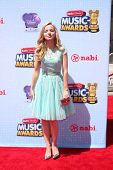 LOS ANGELES - APR 26:  Dove Cameron at the 2014 Radio Disney Music Awards at Nokia Theater on April