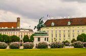 Neue Burg of Hofburg Palace , Vienna