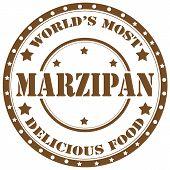 Marzipan-stamp