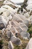 stock photo of goreme  - Love valley in Goreme national park - JPG