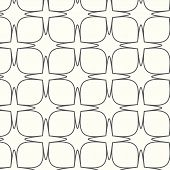 Vector Seamless Pattern Grid Background