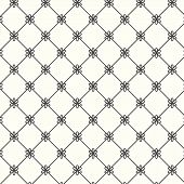 Seamless Vector Pattern Geometrical Background