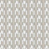 White Chevron Pattern
