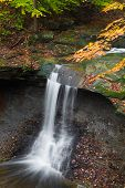Ohio's Blue Hen Falls