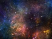 pic of nebula  - Deep Space series - JPG